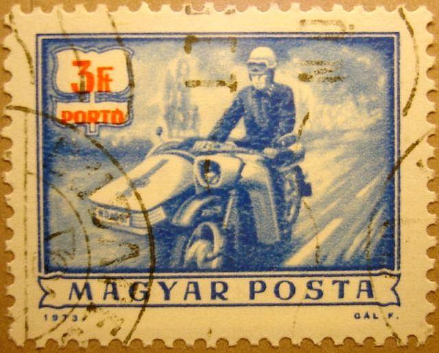 MZ ES 250 Forever Briefmarke_es